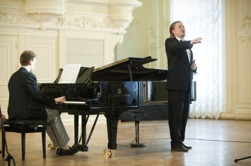 Муравьев-Заборин из Малого зала консерватории
